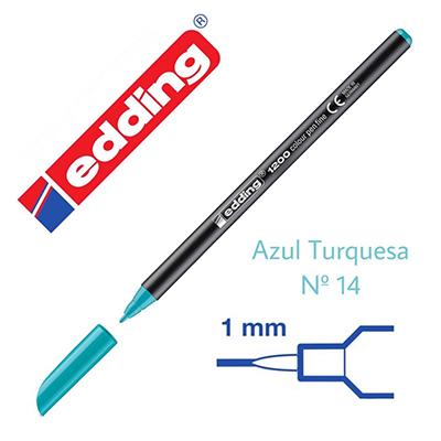 e1200 - 014 turquesa